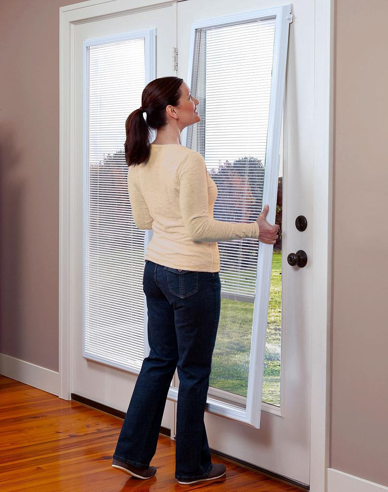 ODL Enclosed Blinds