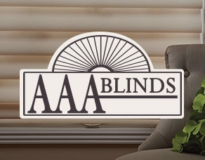 AAA Blinds logo
